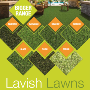 Lavish Lawns Collection by CFS
