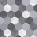 Hexagonal Grey