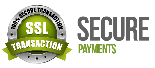 secure payments white