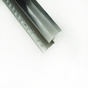 Carpet to Laminate Door Strip Silver